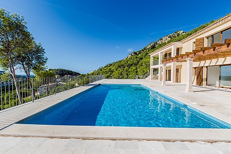 Image 3 | 5 bedroom villa for sale with 3 hectares of land, Andratx, South Western Mallorca, Mallorca 202032