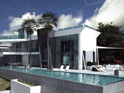 4 bedroom villa for sale, Benahavis, Malaga Costa del Sol, Andalucia