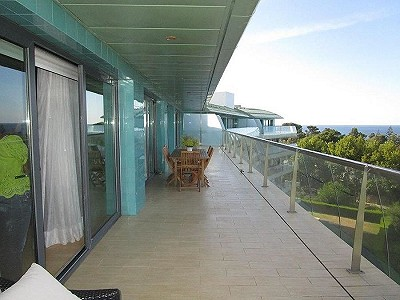 4 bedroom penthouse for sale, Cascais, Lisbon