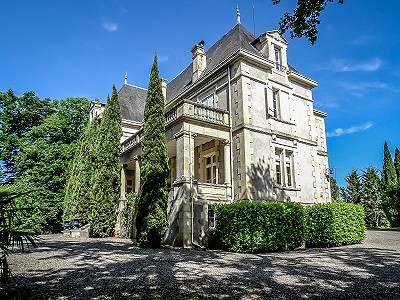 13 bedroom French chateau for sale, Bergerac, Dordogne, Aquitaine