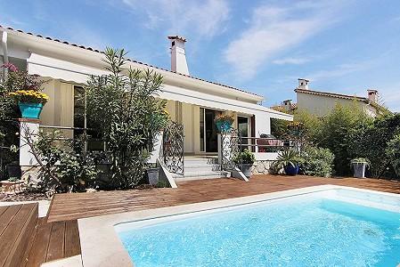 4 bedroom house for sale, Juan les Pins, Alpes-Maritimes, Cote d'Azur French Riviera