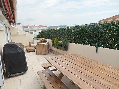 3 bedroom penthouse for sale, Carre D'or, Nice, Cote d'Azur French Riviera