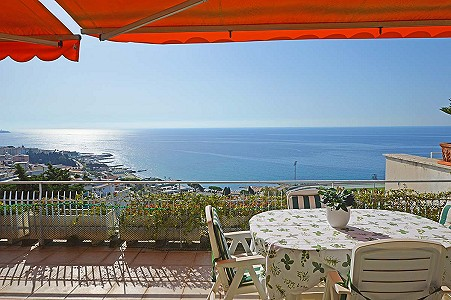 3 bedroom penthouse for sale, Sanremo, Imperia, Liguria