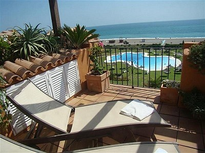 4 bedroom penthouse for sale, Manilva, Malaga Costa del Sol, Andalucia