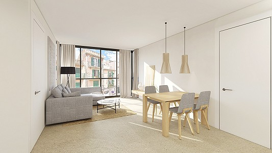 2 bedroom apartment for sale, Santa Catalina, Palma, Mallorca