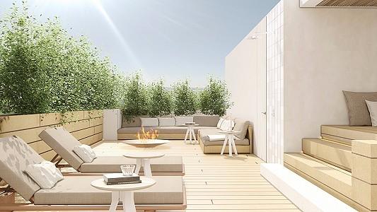 Image 3 | 3 bedroom penthouse for sale, Son Armadans, Palma Area, Mallorca 202206