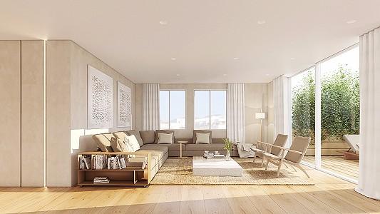 Image 4 | 3 bedroom penthouse for sale, Son Armadans, Palma Area, Mallorca 202206