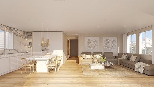 Image 5 | 3 bedroom penthouse for sale, Son Armadans, Palma Area, Mallorca 202206
