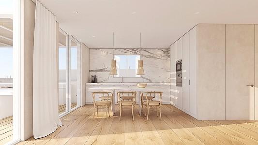 Image 6 | 3 bedroom penthouse for sale, Son Armadans, Palma Area, Mallorca 202206
