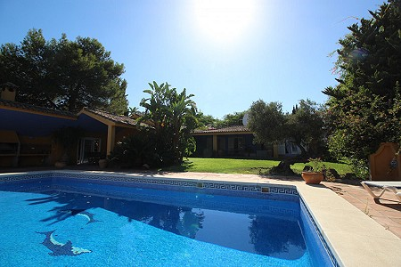 4 bedroom villa for sale, Sotogrande Alto, Sotogrande, Cadiz, Andalucia