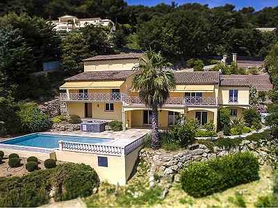 5 bedroom villa for sale, Retenaou, Antibes, Antibes Juan les Pins, Cote d'Azur French Riviera