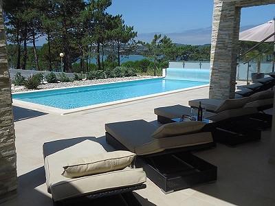 5 bedroom villa for sale, Foz do Arelho, Leiria, Central Portugal