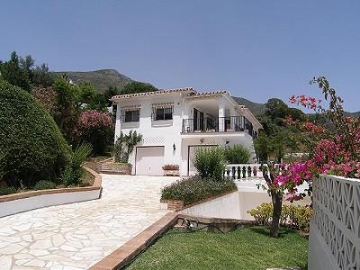 5 bedroom villa for sale, Mijas, Malaga Costa del Sol, Andalucia