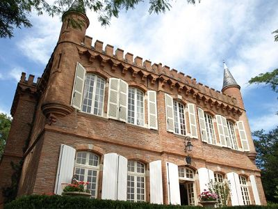 12 bedroom French chateau for sale, Toulouse, Haute-Garonne, Midi-Pyrenees