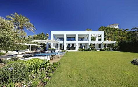 5 bedroom villa for sale, Puerto Banus, Marbella, Malaga Costa del Sol, Andalucia