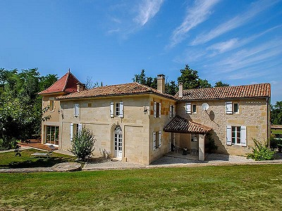 6 bedroom manor house for sale, St Emilion, Gironde, Aquitaine