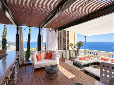 5 bedroom penthouse for sale, La Rousse, Monaco-Ville, 98000