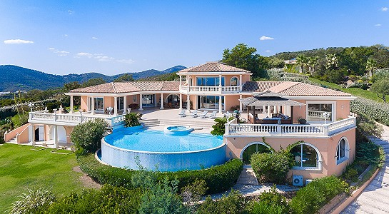 5 bedroom villa for sale, Les Issambres, Sainte Maxime, French Riviera