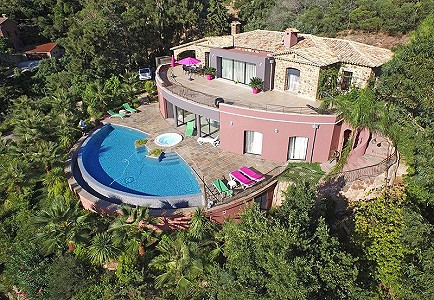 5 bedroom villa for sale, Theoule Sur Mer, Cannes, Cote d'Azur French Riviera