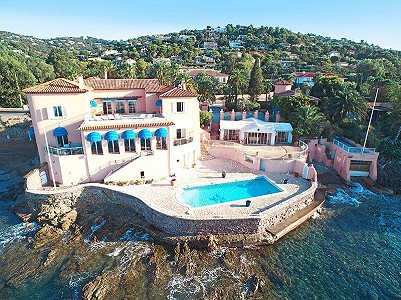 17 bedroom villa for sale, Les Issambres, Sainte Maxime, French Riviera