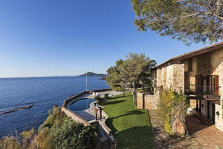 Image 3 | 5 bedroom villa for sale with 0.46 hectares of land, Agay, Alpes-Maritimes 6, French Riviera 202900