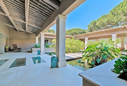 Image 6 | 8 bedroom villa for sale with 1.1 hectares of land, Ramatuelle, St Tropez, French Riviera 202907