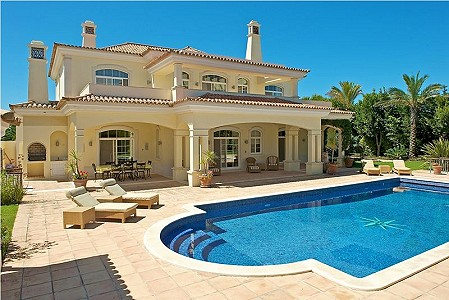 5 Bedroom Villa For Sale, Parque Atlantico, Quinta Do Lago, Algarve