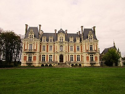 20 bedroom French chateau for sale, Chateau du Loir, Sarthe, Loire Valley