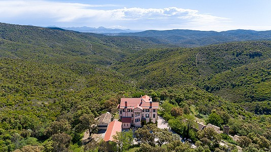 11 bedroom castle for sale, Sainte Maxime, Cote d'Azur French Riviera