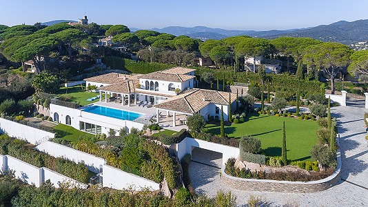 8 bedroom villa for sale, Sainte Maxime, French Riviera