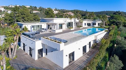 6 bedroom villa for sale, Les Issambres, Sainte Maxime, Cote d'Azur French Riviera