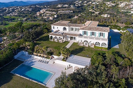 9 bedroom villa for sale, Sainte Maxime, French Riviera