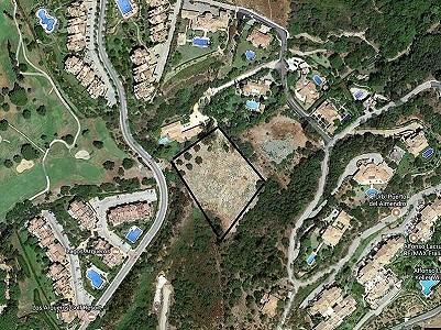 Plot of land for sale, Puerto Del Almendro, Benahavis, Malaga Costa del Sol, Andalucia