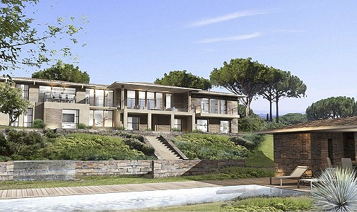 Image 1 | 8 bedroom villa for sale with 0.5 hectares of land, Saint Tropez, St Tropez, French Riviera 203026