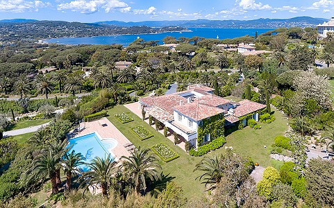Image 2 | 7 bedroom villa for sale with 0.7 hectares of land, Saint Tropez, St Tropez, French Riviera 203027