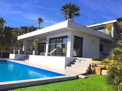 5 bedroom villa for sale, Les Issambres, Sainte Maxime, Cote d'Azur French Riviera