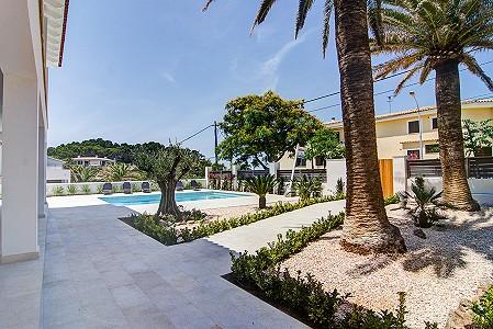 Image 3 | 5 bedroom villa for sale with 1,080m2 of land, Santa Ponsa, South Western Mallorca, Mallorca 203067