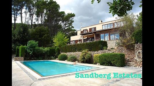 5 bedroom farmhouse for sale, Esporles, North Western Mallorca, Mallorca