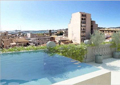 3 bedroom penthouse for sale, Santa Catalina, Palma, Mallorca