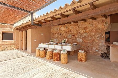 Image 4 | 5 bedroom villa for sale with 1,250m2 of land, Inca, Central Mallorca, Mallorca 203071
