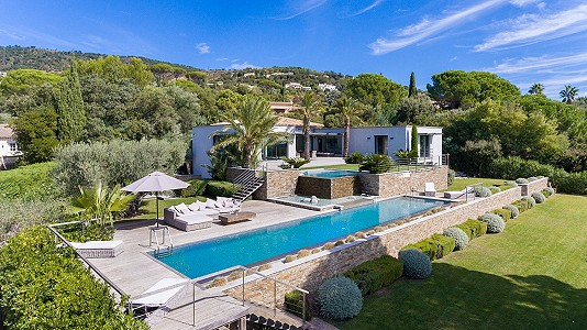 5 bedroom villa for sale, Grimaud, Cote d'Azur French Riviera