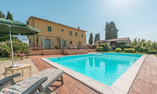 4 bedroom farmhouse for sale, Castelfalfi, Pisa, Tuscany