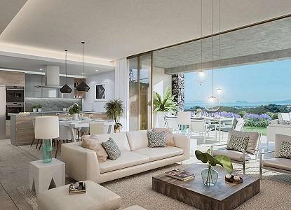 3 bedroom apartment for sale, La Quinta, Benahavis, Malaga Costa del Sol, Andalucia