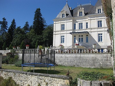 6 bedroom French chateau for sale, Dignac, Charente, Poitou-Charentes