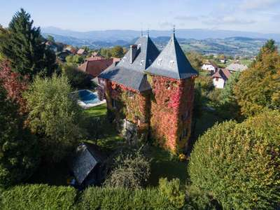 5 bedroom French chateau for sale, Quintal, Haute-Savoie, Rhone-Alpes