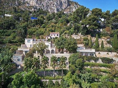 6 bedroom villa for sale, Roquebrune Cap Martin, Cote d'Azur French Riviera
