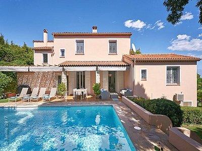 5 bedroom villa for sale, Cap Ferrat, St Jean Cap Ferrat, Cote d'Azur French Riviera