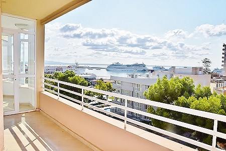 4 bedroom apartment for sale, Porto Pi, Palma, Mallorca
