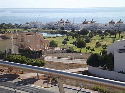 4 bedroom penthouse for sale, Mojacar, Almeria Costa Almeria, Andalucia