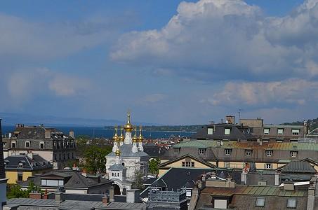5 bedroom apartment for sale, Eglise Russe, Geneva, Lake Geneva